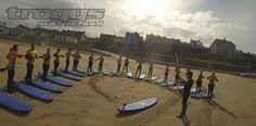 Beginner Group Surf Lessons