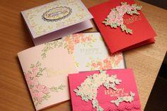 picture&paper: PTI Garden Graceを使って5つのカード その5