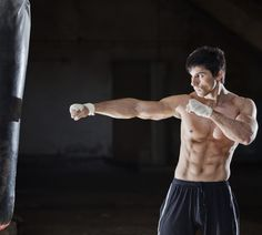 Steel Core MMA Abs Workout Routine. Hit your core hard and forge a midsection of steel with this no nonsense abs workout that includes many top exercises used by competitive MMA athletes.