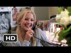 How to Lose a Guy in 10 Days (1/10) Movie CLIP - How It's Done (2003) HD Kate Hudson