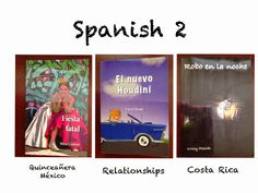 Teaching Spanish w/ Comprehensible Input: Novels for Spanish 1 ...