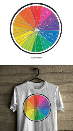 Color wheel!