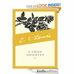 "I can't say enough good things about what this book meant to me as I grieved my wife and daughter. It's probably not for everyone, it's a ""thinking man's"" look at grief.    A Grief Observed (Collected Letters of C.S. Lewi)"