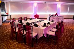 The Ballroom at #DreamsPuertoAventuras is perfect for your reception! #Mexico #Destinationwedding