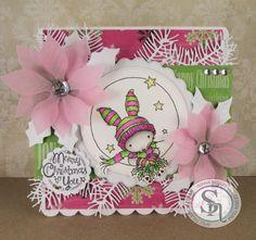 LOTV - Noel Bunny Trio by Donna Mosley