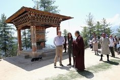 Prince William Photos - The Duke and Duchess of Cambridge Visit India and Bhutan - Day 6 - Zimbio
