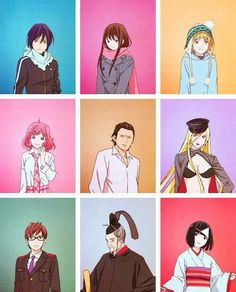 why dafuq isn't yato in the middle???