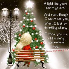Soulmate Quotes :Princess Sassy Pants & Co. Christmas In Heaven, Christmas Time, Merry Christmas, Pink Christmas, Christmas Wishes, Christmas Stocking, Christmas Greetings, Twinkle Star, Twinkle Twinkle