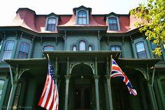 Queen Victoria Bed & Breakfast. Cape May, NJ