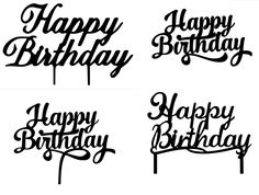 Popular happy birthday quotes for husband funny Ideas Sweet Birthday Quotes, Happy Birthday Font, Happy Birthday Calligraphy, Happy Birthday Coloring Pages, Boyfriend Birthday Quotes, Birthday Quotes For Daughter, Happy Birthday Friend, Happy Birthday Cake Topper, Happy Birthday Images