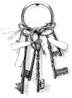 """Keys to Better Living"" - Keys clip articles #SkeletonKey #AdultCP"