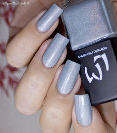 LMcosmetic - Quadrille / Collection Danse Classique #nails #paleblue #shimmer #polish - bellashoot.com