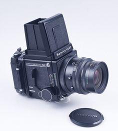 Mamiya RB 67 Professional SD ~ I named mine Godzilla