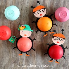 I LOVE these EOS gifts!! Friday Freebies {plus new Taco 'bout It, Fly Away Home} | Under A Cherry Tree
