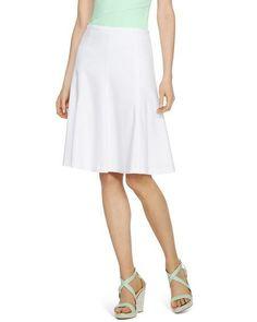 Lucille Mae: White House Black Market's Flirty Twirling Skirt.