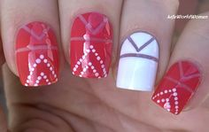 #Stripingtape #nailart #idea - For more easy #naildesigns please visit my #YouTube channel: https://www.youtube.com/user/LifeWorldWomen