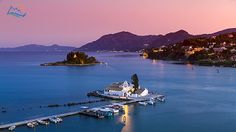 Corfu Island, Charter Boat, Boat Rental, Small Island, Greek Islands, Greece Travel, Beautiful Islands, Old Town, Places To See