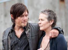 Is The Walking Dead Character Daryl Dixon Gay? Find Out What Creator Robert Kirkman Said!  Norman Reedus, Melissa Suzanne McBride, Waling Dead