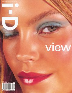 The Aesthetic Issue No. 197 May 2000 May Andersen by Richard Burbridge