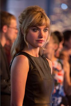 Need for Speed-Julia Maddon (Imogen Poots) Beautiful Celebrities, Beautiful Actresses, Beautiful People, Bad Hair, Hair Day, Julia Maddon, Imogen Poots, Home Entertainment, Grunge Hair