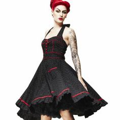 Rockabilly dress <3