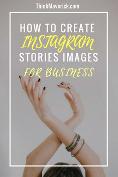 Learn how to create your own customised Instagram Stories Images for your business. How to create customized Instagram Stories Images in 6 simple steps. How to promote your business using Instagram stories. #socialmedia #instagram #marketing