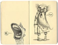 sketchbook - gianluca maruotti