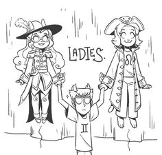 """"""" sharkinabucket answered: Nepeta and Feferi carrying sollux """""""