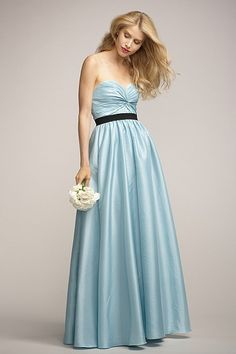 Watters Maids Dress Marjoram