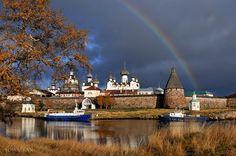 Соловецкий монастырь/Solovetskiy Monastery, Archangelsk Region of Russia