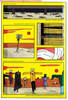 the ocean originally published at electric literature Fear And Loathing, First World Problems, Dope Art, Melancholy, Comic Strips, Literature, Ocean, Cartoon, Comics