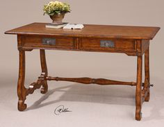 Uttermost Okalani, Writing Desk  Use as a console table