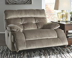 Find your next Recliner at Ashley Furniture HomeStore. Whether it's a Recliner Chair or Loveseat Recliner, it will be the seat that everyone will be fighting over. Power Reclining Sofa, Ashley Furniture, Furniture, Home Furniture, Oversized Recliner, Recliner, Wide Seat Recliner, Living Room Furniture, Power Recliners