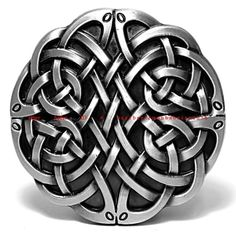 HBU2049 Eternity Irish Celtic Knot Endless Maze Round Knot Shield Belt Buckle   eBay. $7.99