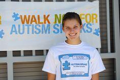 Autism Speaks Walk, Summer 2011
