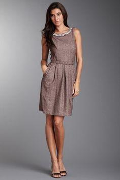 Always looking for cute work dresses :)