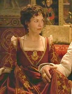 Vanozza dei Cattanei played by Joanne Whalley