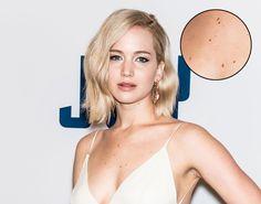 10 Gorgeous Celebrities Who'll Make You Embrace Your Moles  - Cosmopolitan.com
