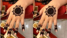 Henna Hand Designs, Eid Mehndi Designs, Simple Mehndi Designs Fingers, Modern Henna Designs, Henna Tattoo Designs Simple, Latest Arabic Mehndi Designs, Mehndi Designs For Girls, Mehndi Designs For Beginners, Wedding Mehndi Designs