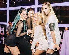 Niki,Cloe,Gabi,Alisha??!??