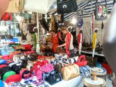 Africa Market at Swiss Afro-Festival