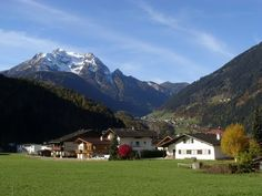 Mayrhofen, Austria I loved the time I spent there!