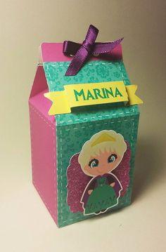 Frozen Birthday, Frozen Party, Festa Frozen Fever, Milk Box, Moana Party, Frozen Princess, Ideas Para Fiestas, School Parties, Baby Shop