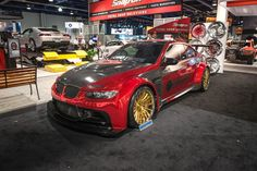 Savini BMW M3 by SEMA Show 2014 in Las Vegas-Paradise NV . Click to view more photos and mod info.