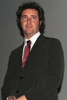 The #Italin #film director Paolo Sorrentino. #madeinitaly #genius #cinema #director
