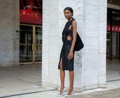 New York Fashion Week SS2015 - Lincoln Center LAuren Brewer f