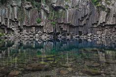 Cheonjiyeon Waterfall - Jeju Island, South Korea