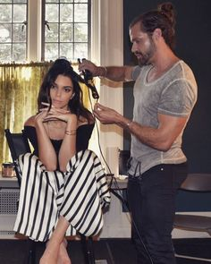 Queen Kendall — Jonathan Colombini:BEHIND ✖️ THE ✖️ SCENES #bts...