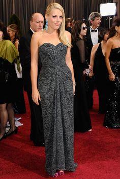 Busy Philipps in Dolce & Gabbana, Oscars 2012