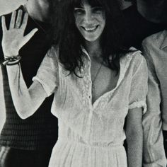 Patti Smith WAVE (detail) photographed by Robert Mapplethorpe